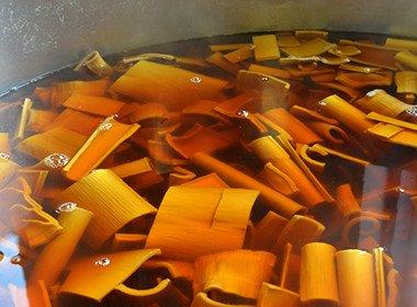 密封回転釜で攪拌装置無しのタイプの場合。